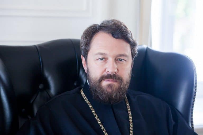 "The Russian Orthodox Church hopes Russian-speaking Ukrainians will cease to be ""second class"" citizens"
