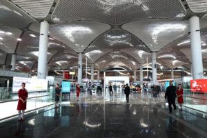 Le patriarche Bartholomée a assisté à l'inauguration du nouvel aéroport d'Istanbul