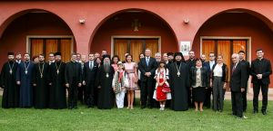 Romania President visits the Romanian Orthodox Diocese in Italy