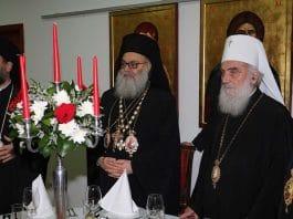 Jean X d'Antioche : les Églises orthodoxes devraient aspirer à l'unité, pas à l'autocéphalie