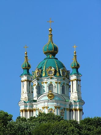Ukraine hands over an iconic church to the Patriarchate of Constantinople