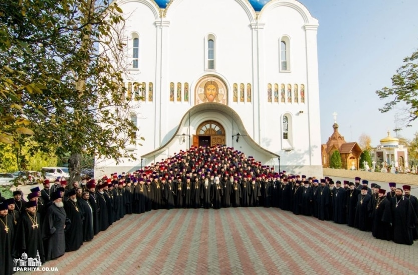 Ukraine: the 400 priests of the diocese of Odessa massively voted to remain in the Canonical Church