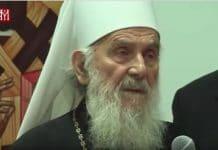 Le patriarche de Serbie Irénée : « Ce que fait le patriarche œcuménique est inouï ! »