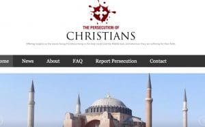 A new website dedicated to Christian Persecution