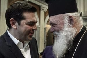 """""""The time has come for the religious neutrality of the Hellenic State to be explicitly included in the Constitution"""""""