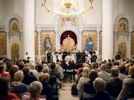 Le concert «Les voix de l'unité»