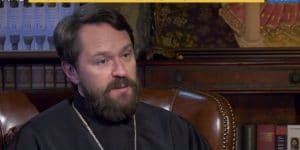 Metropolitan Hilarion of Volokolamsk thinks we should not attribute the victory of World War II to Stalin