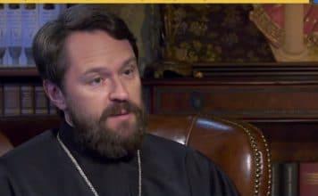 Le métropolite de Volokolamsk Hilarion: «Le pape François ne peut être l'arbitre entre Moscou et le Phanar»