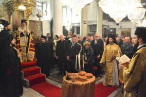 Patriarche Bartholomée : « La force de la grande Église n'est pas de ce monde et elle ne se démontre pas par des chiffres »
