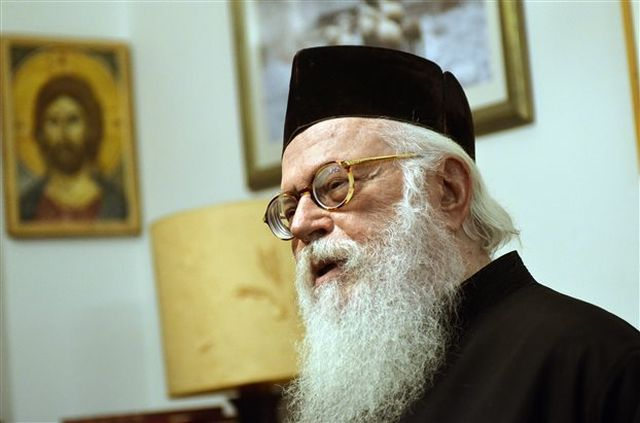 Archbishop Anastasios' letters to Patriarch Kirill on the situation of the Church in Ukraine