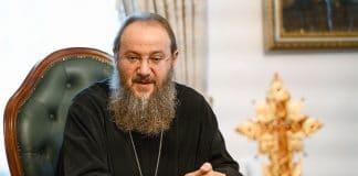 Le métropolite Antoine, chancelier de l'Église orthodoxe d'Ukraine, précise que la communion de prière n'est pas interrompue avec le Mont Athos