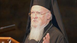 Message du patriarche Bartholomée à la Conférence épiscopale italienne