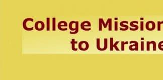 2019 College Mission Trip to Ukraine