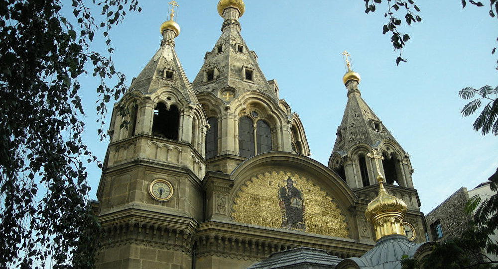 Chronology of the evolution of the canonical situation for the Archdiocese of the Russian Orthodox Churches in Western Europe