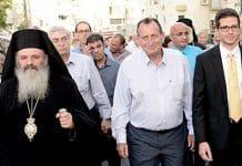 Pour la première fois, un arabe chrétien orthodoxe est nommé ambassadeur d'Israël