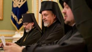 Metropolitan Emmanuel of France in Kyiv to prepare the unification council
