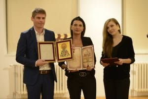 "Double award for the French documentary ""Kosovo: Christians at risk"""