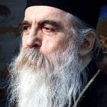 L'évêque de Bačka Irénée