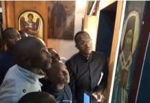 Un miracle de saint Nectaire d'Égine au séminaire patriarcal du Kenya