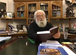 Interview à la BBC du métropolite de Tcherkassy et Kaniev Sophrone (Église orthodoxe d'Ukraine) partisan de l'autocéphalie ukrainienne