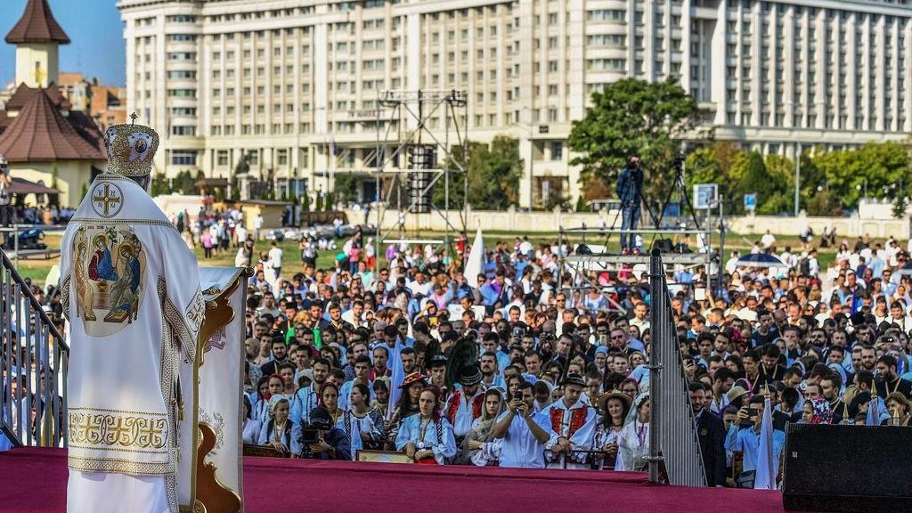 À l'invitation du patriarche Daniel, les jeunes Roumains de la diaspora assisteront à la consécration de la Cathédrale Nationale de Bucarest
