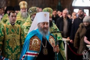 "Metropolitan Onufriy of Kyiv, ""To do good works, we have to learn how to do good"""