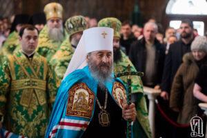 Le métropolite de Kiev Onuphre : « Pour faire de bonnes œuvres, l'homme doit apprendre à faire le bien »