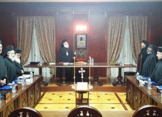 Le Saint-Synode du Patriarcat d'Alexandrie a établi cinq nouveaux diocèses en Afrique