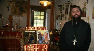«Saint-Martin-de-Connée : Père Paul, prêtre orthodoxe en Mayenne»