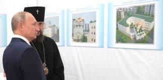 Bénédiction de la première pierre d'un centre culturel russe et d'une église de l'Église orthodoxe russe à Singapour