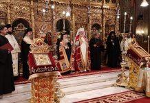 Visite du patriarche de Jérusalem en Roumanie à l'occasion de la fête de saint André