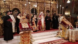 Patriarch of Jerusalem's visit to Romania on the occasion of Saint Andrew's Feast day