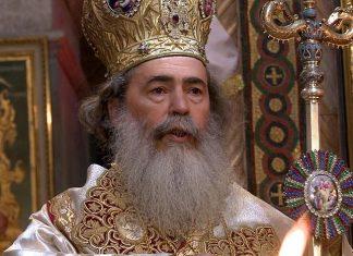 Fête de saint Jacques, le Frère du Seigneur, à Jérusalem