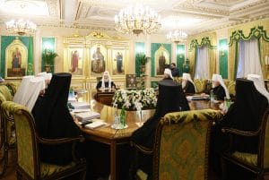 The Moscow Patriarchate creates a Western Europe exarchate for headquarters in Paris