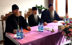Communiqué de la réunion conjointe des conseils diocésains du Patriarcat de Moscou et de l'Église russe hors-frontières en Allemagne au sujet de la rupture de la communion avec Constantinople