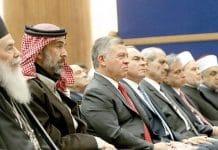 Jordanie : le patriarche de Jérusalem Théophile III parle des menaces qui pèsent sur les chrétiens de la région