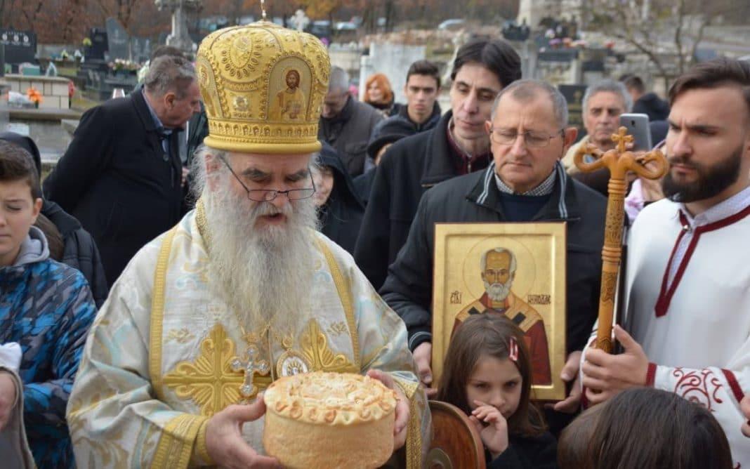 Le métropolite du Monténégro Amphiloque : « La soif de pouvoir du patriarche de Constantinople est catastrophique pour l'avenir de l'Orthodoxie »