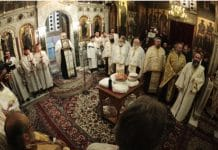 L'archevêque d'Athènes Jérôme : « Noël sans que le Christ naisse dans l'âme de chacun est une pauvreté »