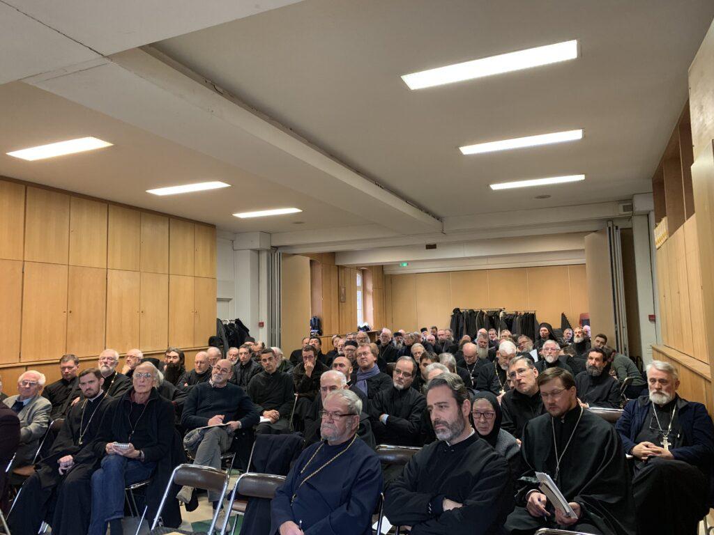 Communiqué du conseil de l'Archevêché des églises orthodoxes russes en Europe occidentale du 15 décembre