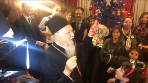 Patriarch Bartholomew responded to accusations of corruption