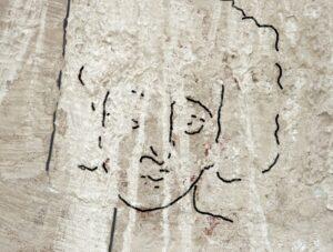 L'image de Jésus, cachée dans l'église du Néguev, est l'une des plus anciennes d'Israël