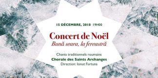 Paris : un concert de chants traditionnels roumains de Noël le 15 décembre