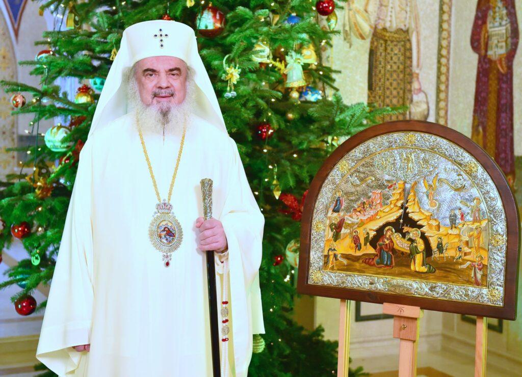 Message de Noël du patriarche de Roumanie Daniel