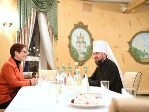 Le primat de « l'Église autocéphale d'Ukraine » a remercié les États-Unis pour leur soutien à l'Église « indépendante »