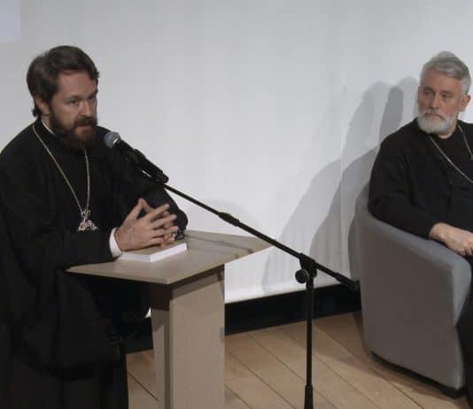 Vidéo de la présentation du livre «Le Sermon sur la montagne» de Mgr Hilarion (Alfeyev)