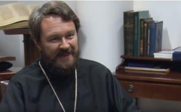 Entretien avec le métropolite Hilarion (Alfeyev) de Volokolamsk, président du département des relations extérieures du Patriarcat de Moscou