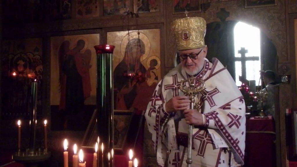 Suite à la «fausse lettre» de l'archevêque Jean au patriarche Cyrille