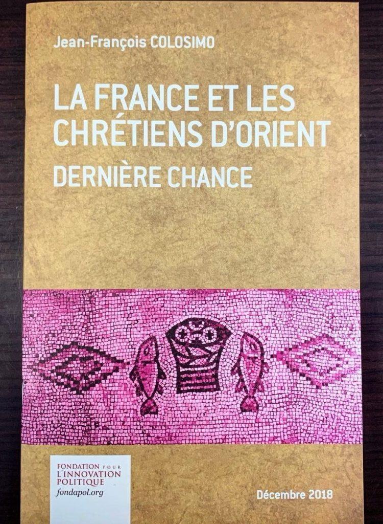 «La France et les chrétiens d'Orient, dernière chance», par Jean-François Colosimo