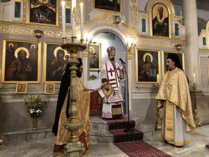 Fête de la Conception de sainte Anne et de saint Nicolas de Myre en Lycie à Marseille