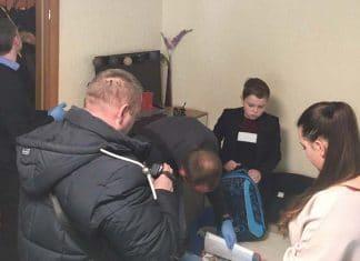 La police ukrainienne et le « Service de Sécurité d'Ukraine » (SBU) ont perquisitionné les églises et les maisons des prêtres du diocèse de Jitomir et d'Ovroutch de l'Église orthodoxe d'Ukraine